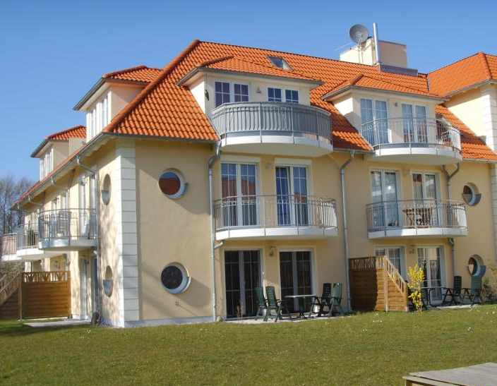 Ferienhaus Ostsee - Unterkunft für max. 3 Famil