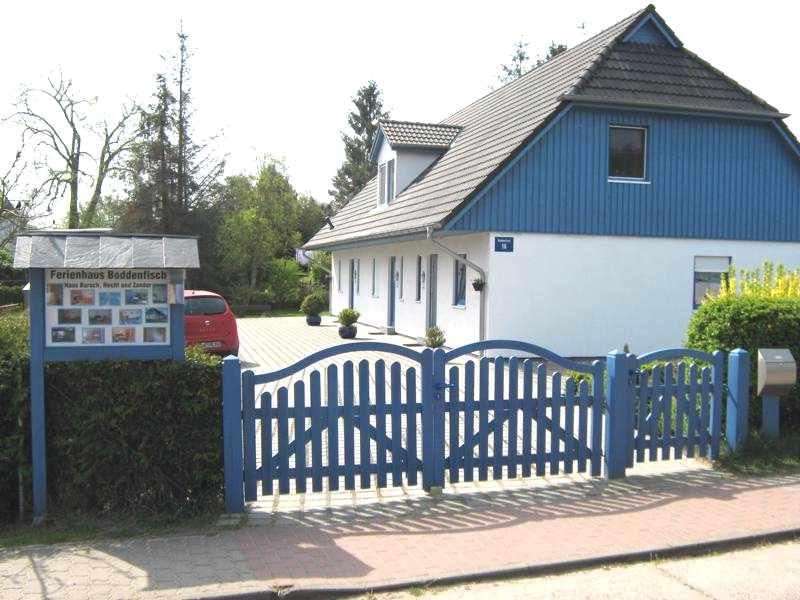 Ferienhaus Ostsee-Urlaub im Wieck a. Darß