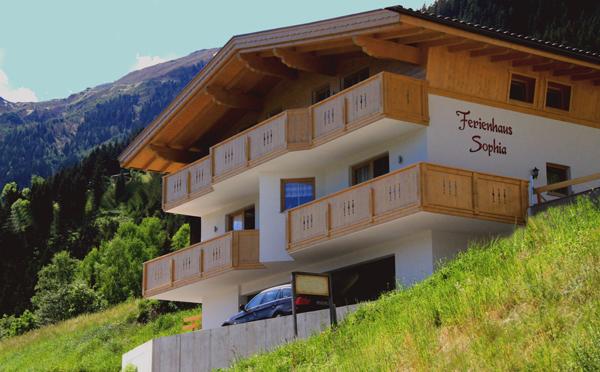Ferienwohnung Ferienhaus Sophia