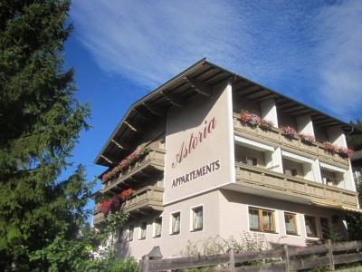 Ferienwohnung Astoria Appartements Wildschoenau Ti