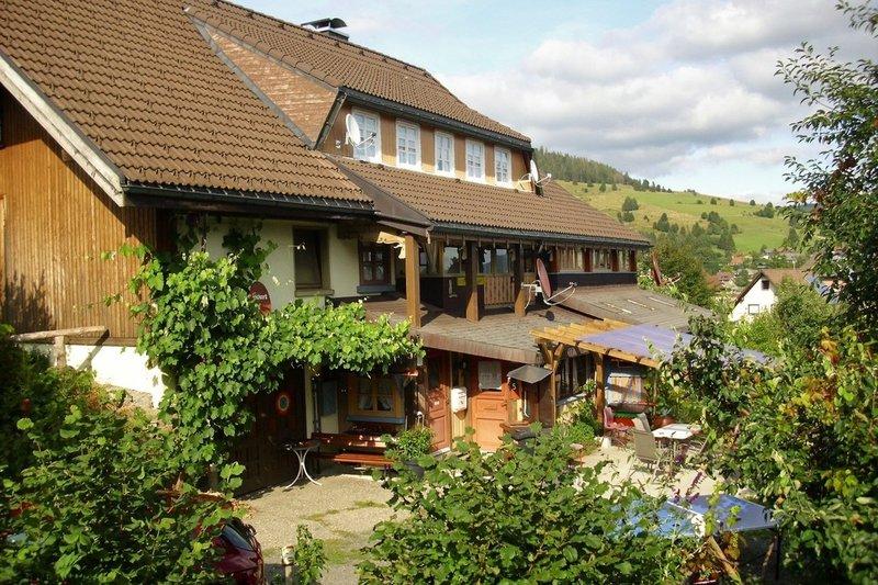 Ferienwohnung Ferienhaus Wannenhof