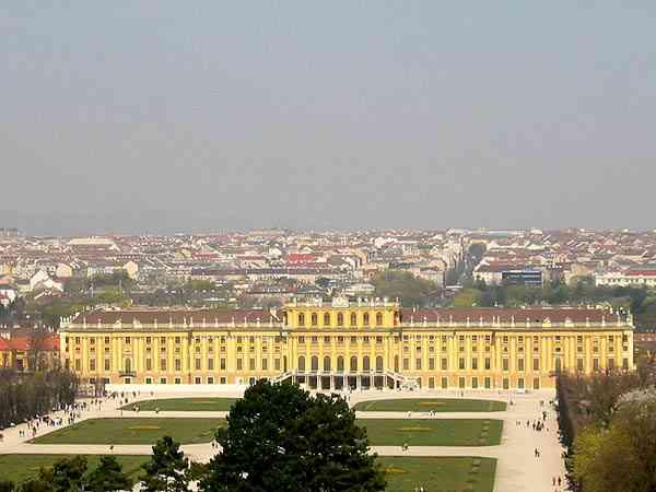 Ferienort Wien