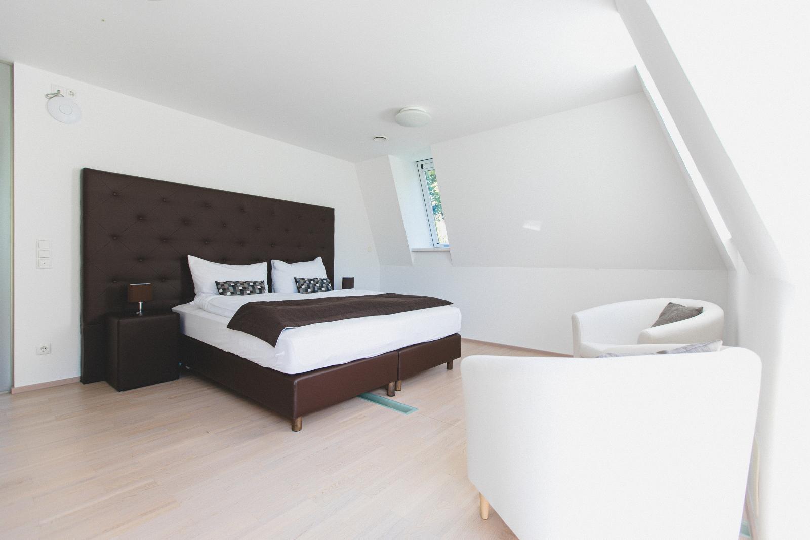 Unterkunft Ferienhaus Villa Mondsee