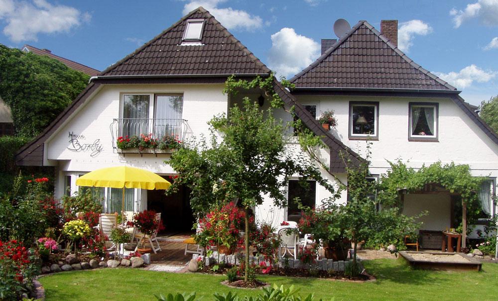 Ferienhaus Ferienwohnung Haus BORBY
