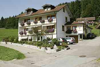 Ferienwohnung Haus am Brünnle