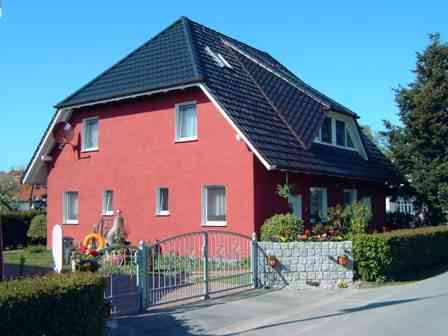 Ferienwohnung Ostsee - Halbinsel Darss - Haus Schu