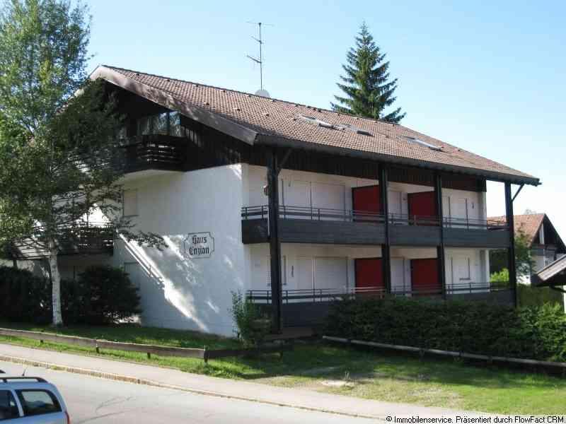 Ferienwohnung Haus Enzian in Steibis
