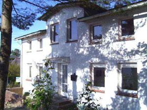 Ferienwohnung Haus Ostseeblick in Lohme auf Rügen