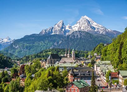 unterkunft im berchtesgadener-land