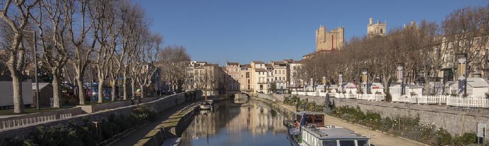 Unterkünfte in Narbonne
