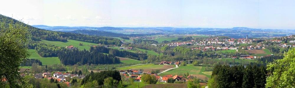 Unterkünfte in Hauzenberg