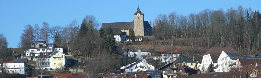 Unterkünfte in Kirchberg im Wald