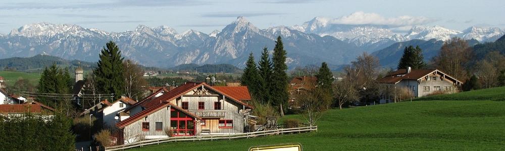 Unterkünfte in Oy-Mittelberg