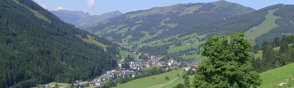 Unterkünfte in Saalbach-Hinterglemm