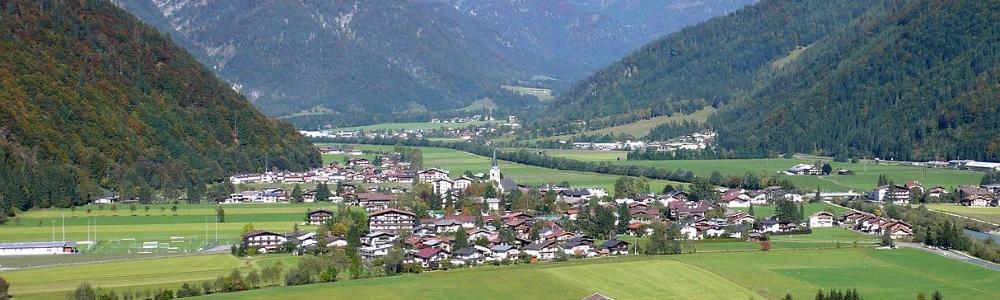 Unterkünfte in Erpfendorf