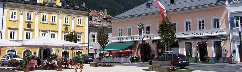 Unterkünfte in Radstadt