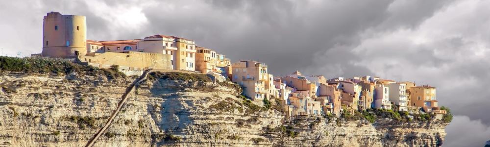 Unterkünfte Korsika