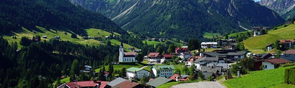 Unterkünfte in Hirschegg