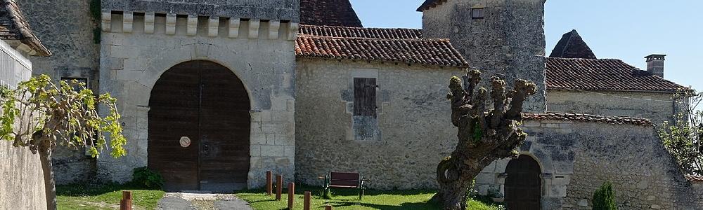 Unterkünfte in Lusignac