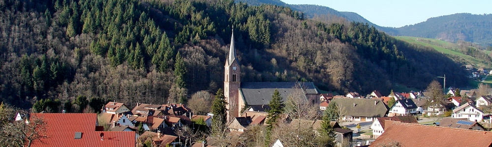 Unterkünfte in Oberharmersbach