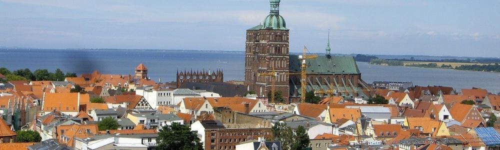 Unterkünfte in Stralsund