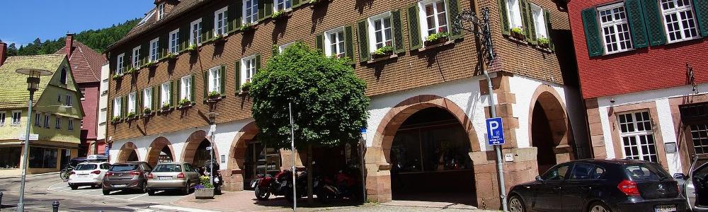 Unterkünfte in Alpirsbach