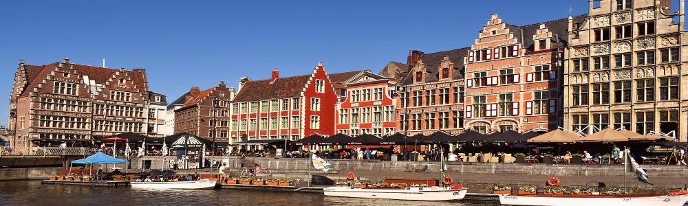 Unterkunft in Belgien