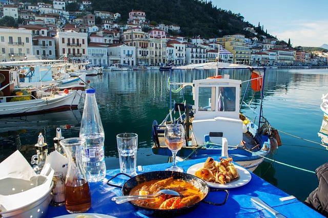 Unterkunft in Griechenland