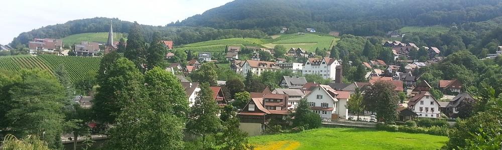 Unterkünfte in Sasbachwalden