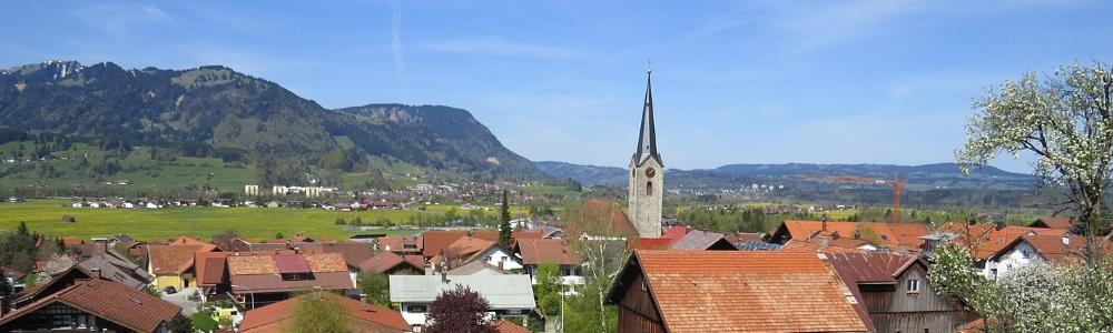 Unterkünfte in Burgberg im Allgäu