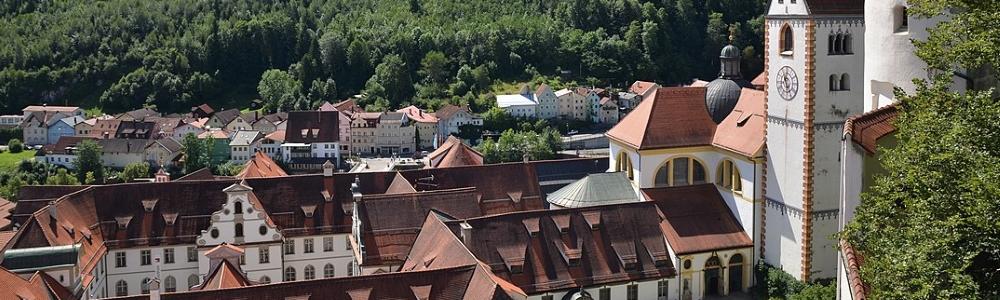 Unterkünfte in Füssen