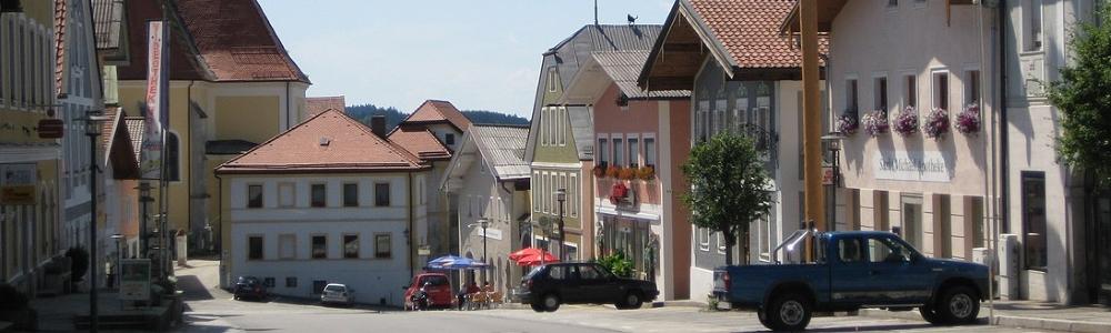Unterkünfte in Untergriesbach