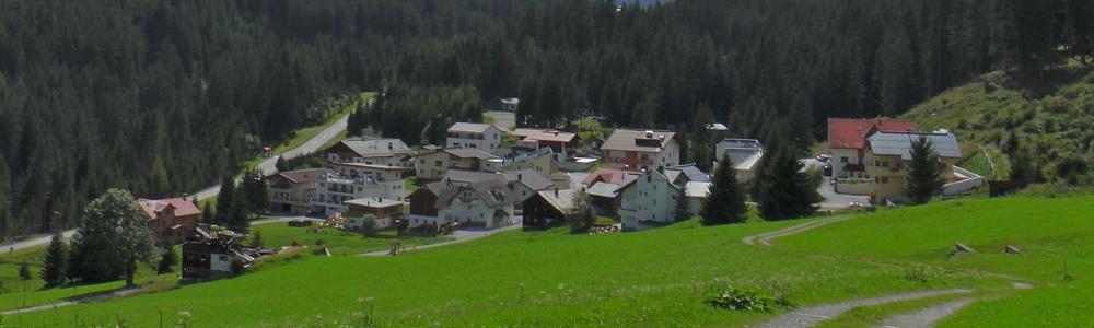 Unterkünfte in Kappl Ischgl